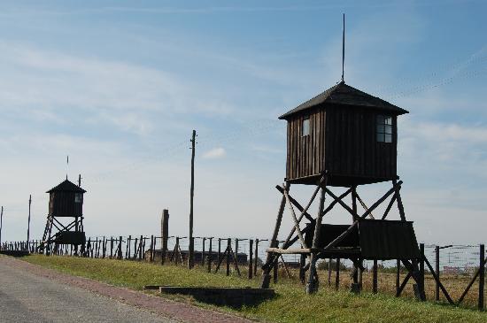 Lublin : Majdanek Extermination Camp