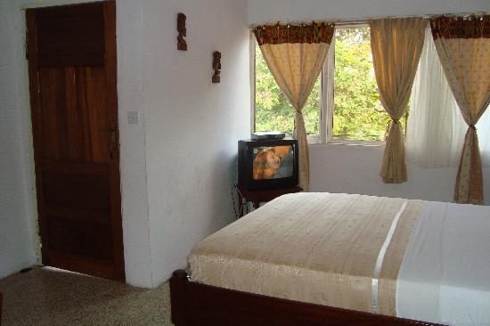 Vue (3) d'une chambre de l'hôtel Le Tandem