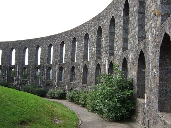 """McCaig's Tower: McCaig""""s Tower,Oban,Scotland."""