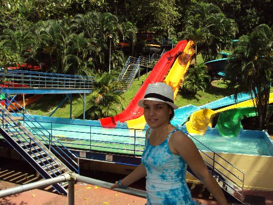 Las Cumbres Hotel and Water Park: El parque es divertido
