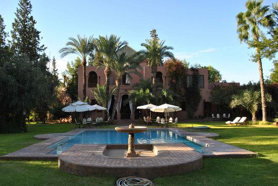 Dar Ayniwen Villa Hotel: L'Hôtel