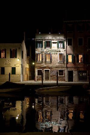 Hotel Ca' Dogaressa: At night