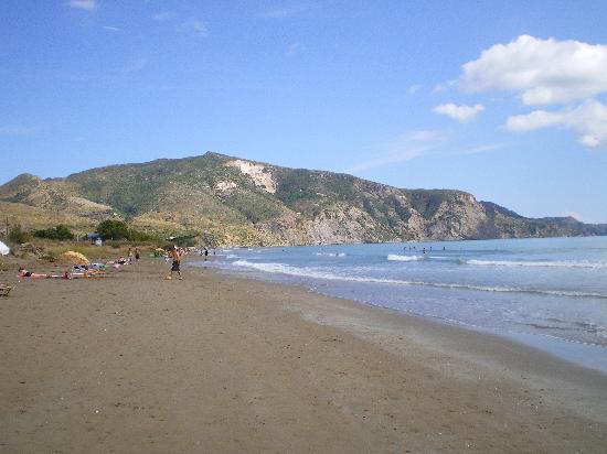 Venus Hotel & Suites: Kalamaki Beach