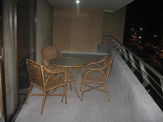 MS Alto Prado Superior: Balcony Suite