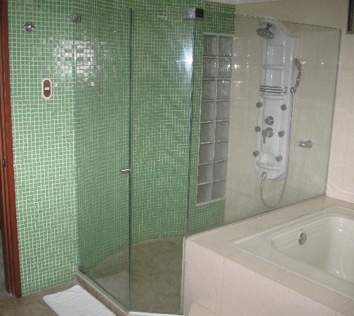 MS Alto Prado Superior : Large Shower for suite