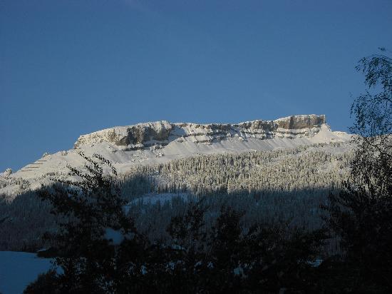 Kleinwalsertal, Áustria: Kleinwalserta Ifen