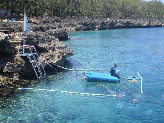 Aquanautas: por aqui se baja