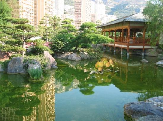 Giardini Giapponesi, Monte,Carlo, Principato di Monaco