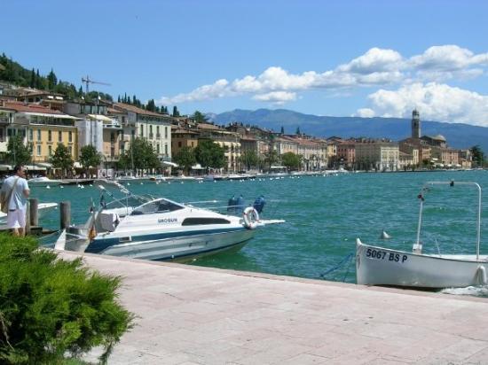 Salo, إيطاليا: Saló @ Lago di Garda