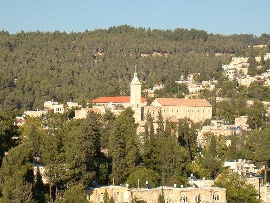 عين كارم, إسرائيل: St. John the Baptist Church, Ein Kerem.