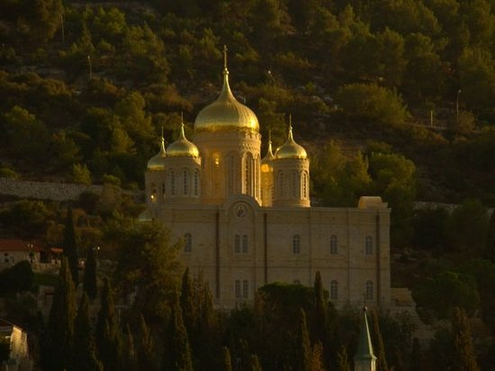 Russian Church, Ein Kerem.