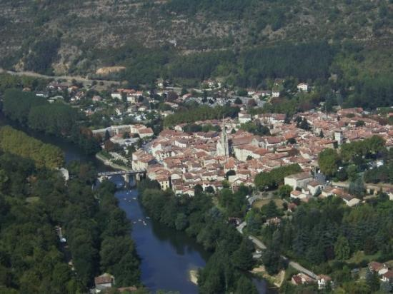 Saint-Antonin Noble Val, France : St Antonin-Noble-Val