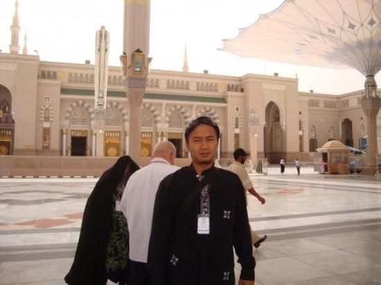 Masjid an-Nabi: Masjid Nabawi