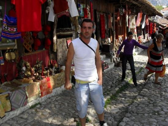 Kruje, ألبانيا: Pazari i Krujës
