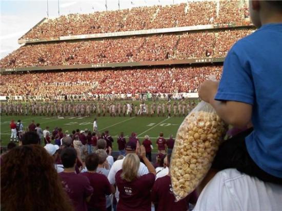 คอลเลจสเตชัน, เท็กซัส: Kyle Field, Texas A&M University, College Station, TX, United States
