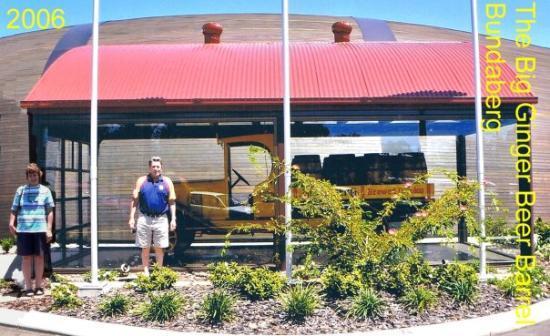 Bundaberg, Australia Ginger Beer Factory