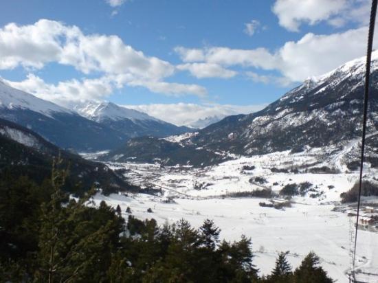 Zdjęcie Lanslebourg Mont Cenis