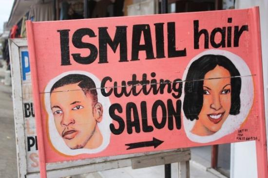 อารูชา, แทนซาเนีย: Sex change salon