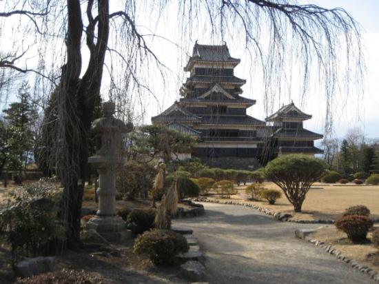 Matsumoto, Japan: imperial palace