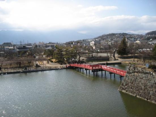 Matsumoto, Japan: imperial castle's view