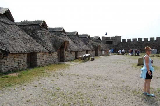 Eketorp Fort