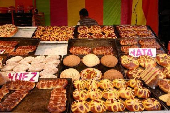 Tepoztlan, Meksyk: empanadas gigantes de piña mmm
