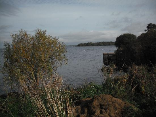 Derry Lodge: View if the Lough.
