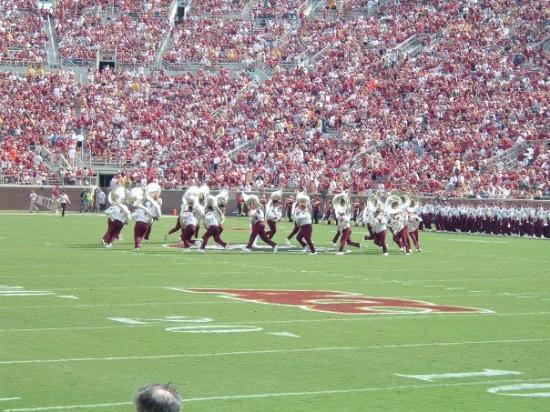 Florida State University : pregame