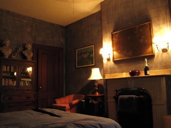 Rutland Square House: room