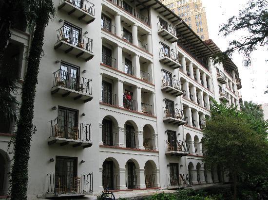 Riverwalk Side Picture Of Omni La Mansion Del Rio San