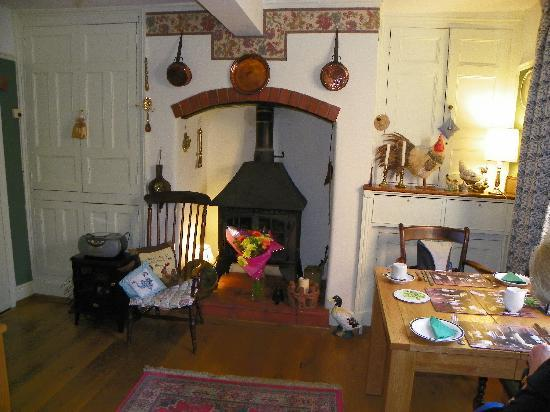 Ashfield Farmhouse Guesthouse: Breakfast Room