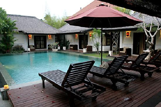 The Ulin Villas & Spa: Perfect Pool