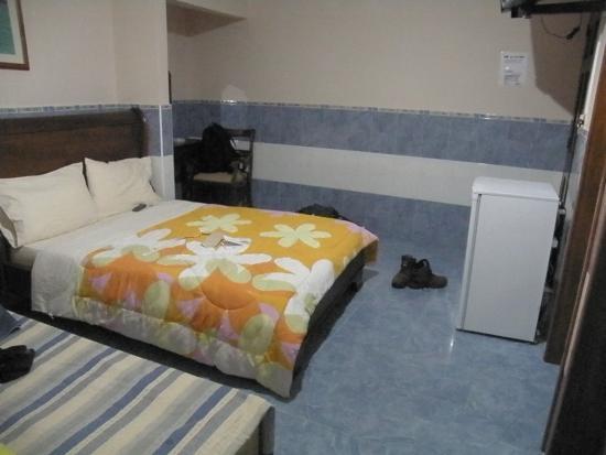 Hotel La Parada: The Room