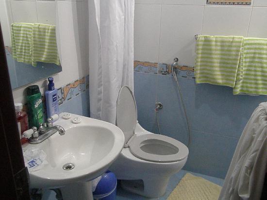 Hotel La Parada: The Washroom