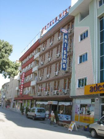 Hotel Ani and Sems: Supermarket was next door