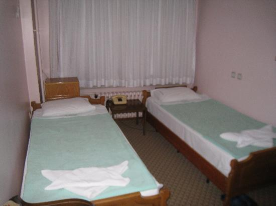 Hotel Cesmeli : Another twin room