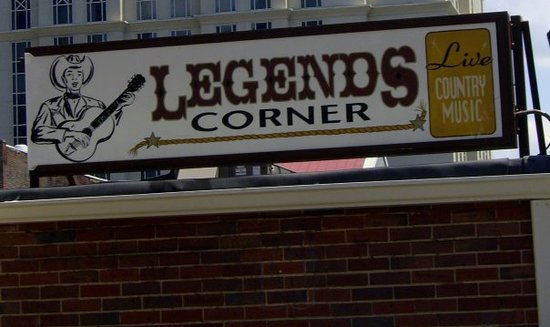Legends Corner