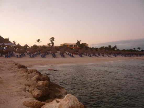 Grand Bahia Principe Coba: beach
