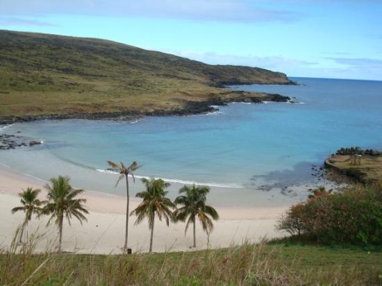 Anakena Beach: Playa de Anakena
