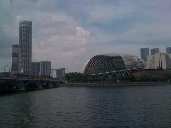 Marina Bay Sands Integrated Resort - Singapore