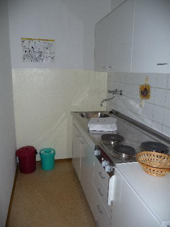 Ferienpark Geyersberg: Küchenzeile