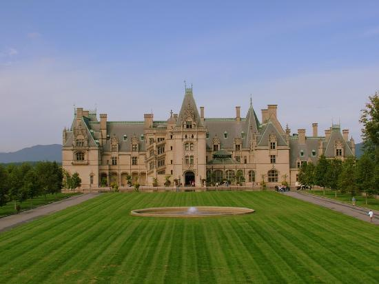 Homewood Suites by Hilton Asheville- Tunnel Road: The lovely Biltmore Estate
