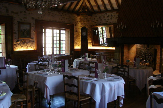 La Chatre, France: salle de restaurant