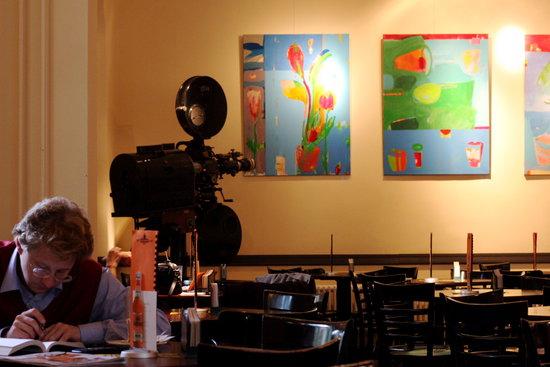 The Quasimodo-Cafe