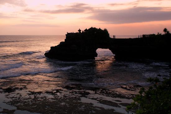 Komaneka at Tanggayuda: Just round from Tanah Lot
