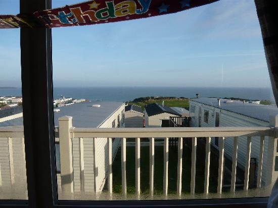 Reighton Sands Holiday Park - Haven: Room with a view