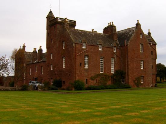 Arbroath, UK: Ethie Castle
