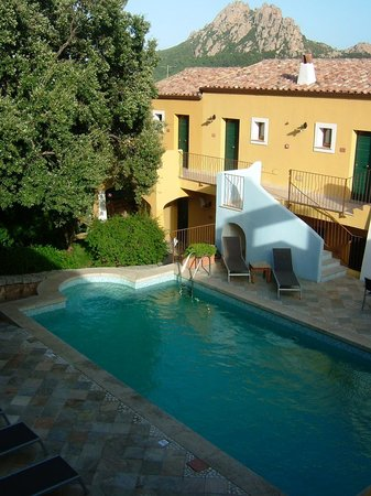 Papillo Hotels & Resorts Borgo Antico: View from the sun terrace