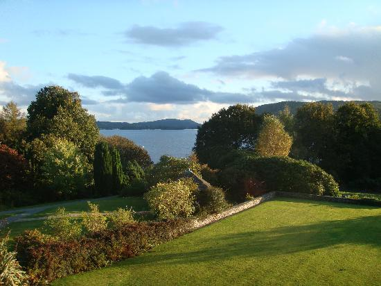 Cragwood Country House Hotel: View from our Bedroom window