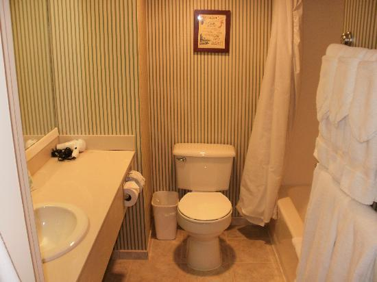 Harraseeket Inn: bathroom